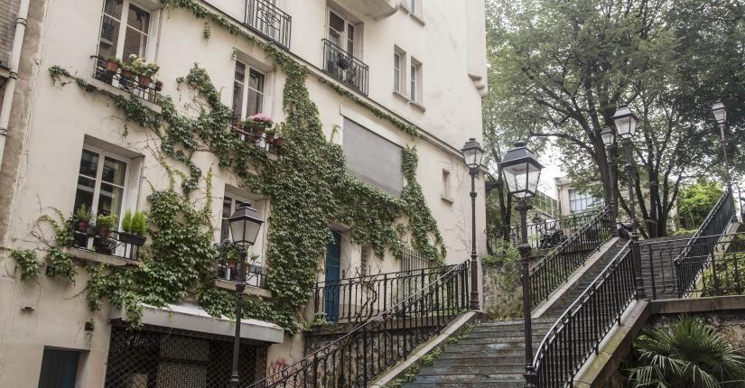 MarceBest Western Plus Hôtel Littéraire Marcel Aymé - Paris - Montmartre